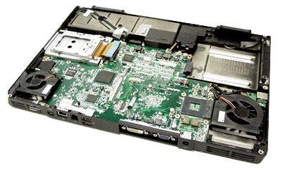 تعمیرات مادربرد لپ تاپ