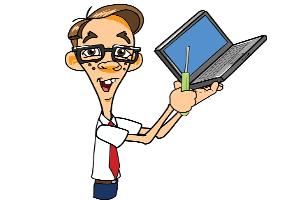آب شدن صفحه نمایش لپ تاپ واحدهای تخصصی تعمیرات دل