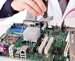 تعمیر مادربرد کامپیوتر دل