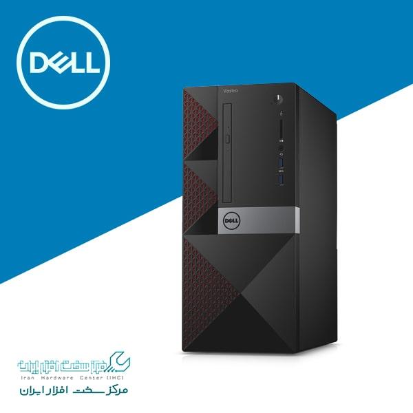 کامپیوتر دسکتاپ دل vostro desktop 3667