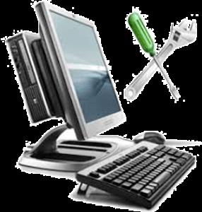 سرویس در محل کامپیوتر دل