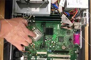 تعمیرات مادربرد کامپیوتر دل