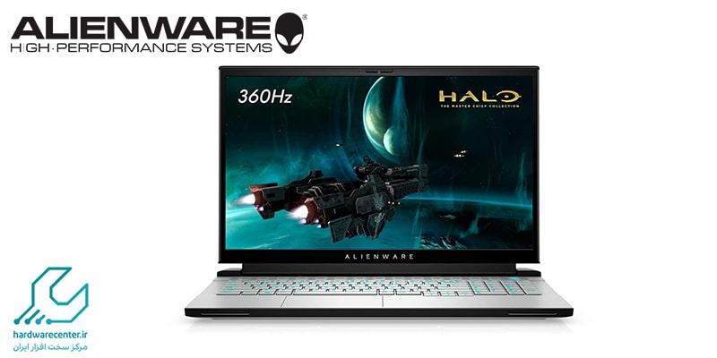 لپتاپ alienware m17 r4