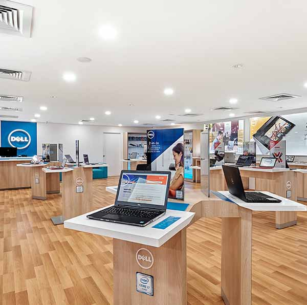 خدمات نمایندگی Dell