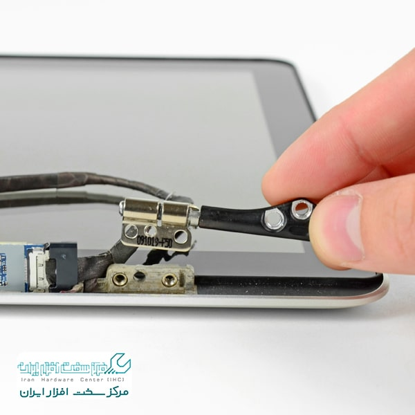 تعویض لولای لپ تاپ