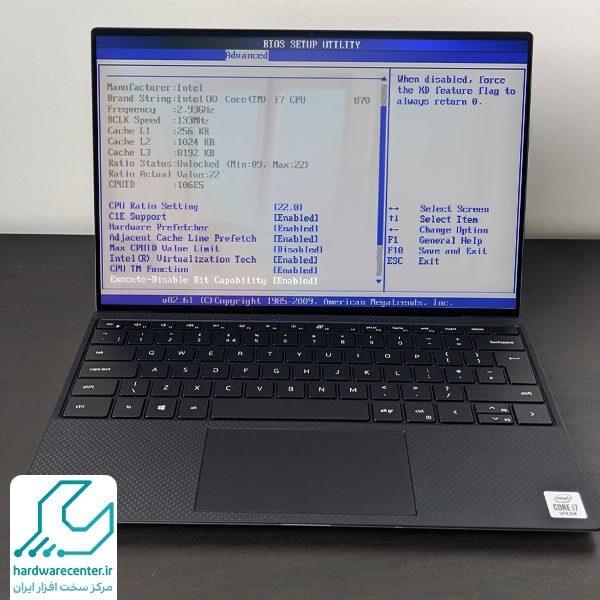 بوق های بایوس لپ تاپ