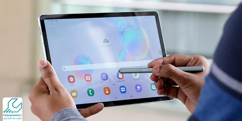 کار نکردن صفحه نمایش تبلت